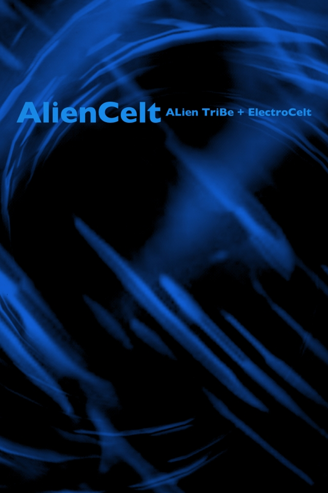AlienCelt dark blue