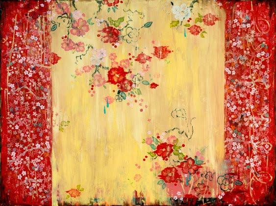 La chambre des roses rouges