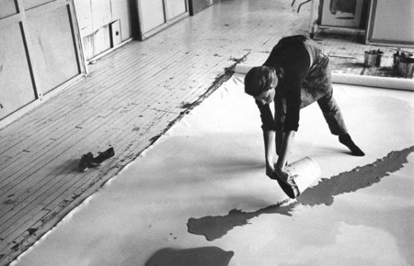 Helen-Frankenthaler-New-York-by-Ernst-Haas-1969-1