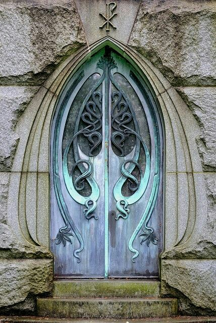 image & Doors : Art Nouveau   AlyZen Moonshadow pezcame.com