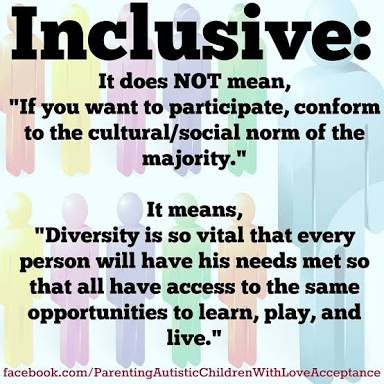 Diversity And Inclusion Quotes Amazing Quotes About Inclusion  Alyzen Moonshadow